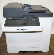 Lexmark Cx510de Multifunction Color Laser Printer 28e0500 Wireless