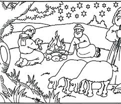 Creation Coloring Sheets Preschool Creation Coloring Pages For