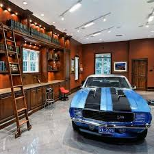Man Cave In Garage Ideas