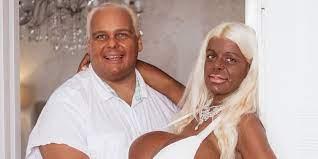 White Couple Black Couple