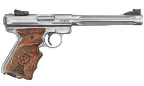 mark iii hunter 22lr w wood target grip