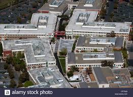 facebook menlo park office. Aerial Photograph Facebook Headquarters, Menlo Park, California - Stock Image Park Office