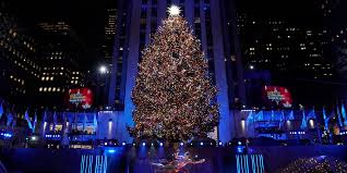 Nbc Christmas Lighting The 2019 Rockefeller Center Christmas Tree Has Been Chosen