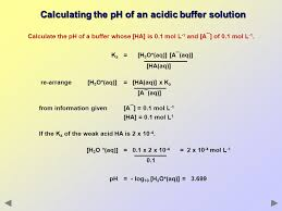 Buffer Solutions Ppt Download