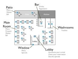 Dakota Jazz Seating Chart Simple Floor Plan In 2019 Restaurant Floor Plan Simple
