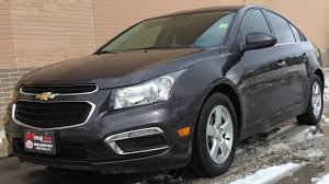 Cruze chevy cruze 2lt : 2015 Chevrolet Cruze 2LT - Alloy Wheels, Backup Camera, Leather ...