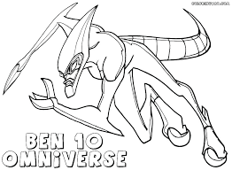 full size of coloring pages printable alien free ultimate for kids colouring games ben 10
