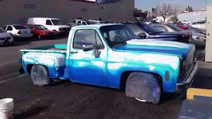 1974 Chevy C10 Short Bed Step Side Update on Patina Paint Job #1 ...