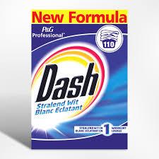 dash pro regular laundry powder dos  schoonmaak specialist