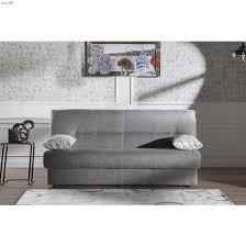 regata sofa bed in go grey by istikbal
