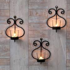 wall tealight holder ruby blossom tealight candle holder wall sconce decor metal candle holder wall decor votive candle holders wall art metal candle holder