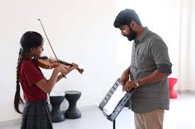 Light Music Orchestra Chennai Forced Into Playing The Violin At 8 This Chennai Based Mma