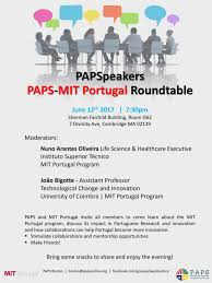 papspeakers paps mit portugal roundtable