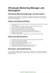 Social Media Marketing Job Description Interesting Social Media Marketing Manager Responsibilities Social 8
