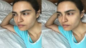 nadia hussain without makeup critically trolled by fan you