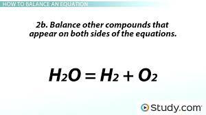 transcript balanced equation definition post