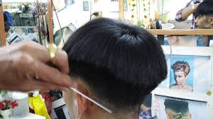 รองทรงสงกลางhaircut Mediumhow To Cut Hairthick อาจารย