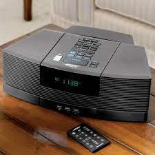 the bose wave clock radio cd player