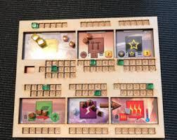 Wooden Board Games Canada Board Games Etsy CA 57