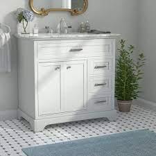 Andover Mills Rossi 36 Single Bathroom Vanity Set Reviews Wayfair