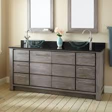 image of double sink bathroom vanity home