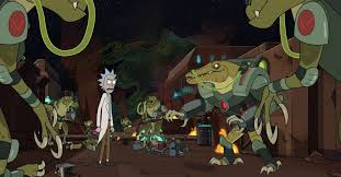 The first clip from <b>Rick and Morty</b> season 4 stars a diabolical Taika ...