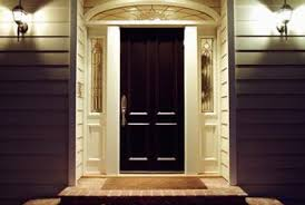 exterior door painting ideas. A Black Door And Shutter Combination Can Add Gravity To Home. Exterior Painting Ideas H