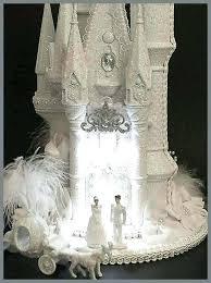 Fairytale Wedding Cake Toppers As You Wish Elegant Wedding Cake