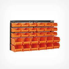 storage bins 30pcs wall mount panel diy
