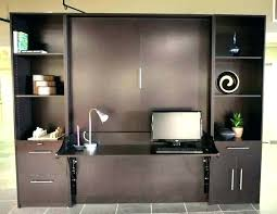 murphy bed office desk combo. Murphy Bed Desk Combo Office Of With Plans Video .