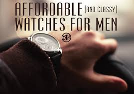 5 affordable watches for men ucla on the hill 5 affordable watches for men