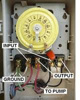 pool pump timer wiring diagram diagram pool pump wiring diagram nilza net