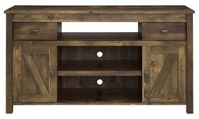 better homes and gardens falls creek 60 tv stand weathered dark pine