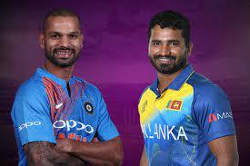 India vs Sri Lanka 2021 Series Schedule