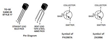 transistor wiring diagram wiring diagram list what is pnp transistor working of transistors as amplifier and switch transistor wiring diagram
