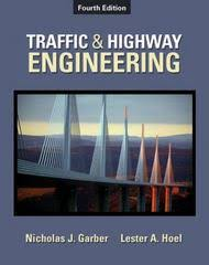 Chapter 17 Solutions   Traffic & Highway Engineering 4th Edition ...