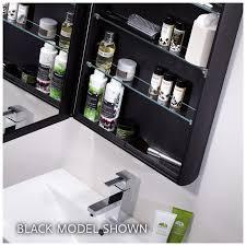 roper rhodes absolute triple mirrored bathroom cabinet