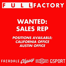 Hiring Sales Rep Full Factory Is Hiring Sales Rep Bmx News Stories Vital Bmx
