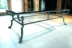 iron coffee table metal trunk coffee table uk