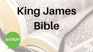 King James Bible Listen Read Spotlight English