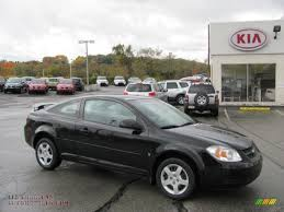 2007 chevrolet cobalt ls coupe in black 111799 all american chevrolet cobalt battery location at Chevrolet Cobalt Black