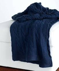 navy blue throw cable knit blanket knitted throws and knitting area rug navy blue throw dark blanket