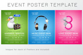Posters Templates Poster123 Info