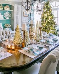 ... Exquisite Dining Table Christmas Decorating Ideas Tittle ...