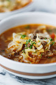 Cabbage soup is a savory vegetable soup made with carrots, celery, onions, cabbage, diced tomato and spices. Keto Cabbage Soup Recipe Cooking Lsl