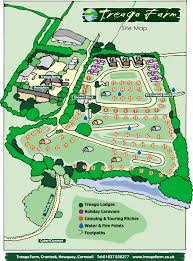 below you will find a map of our site layout