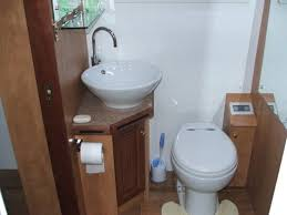 small rv bathroom toilet remodel ideas 9