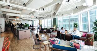 Airbnb insane sf office Coolest Why Is Wework Worth So Much Toocleco Why Wework Is Worth 16 Billion