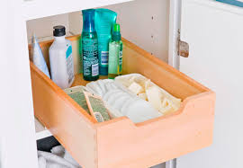 add a pullout drawer