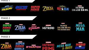 Fan-Art: What If Nintendo Directed Its Own Cinematic Universe For Videogame  Movies?